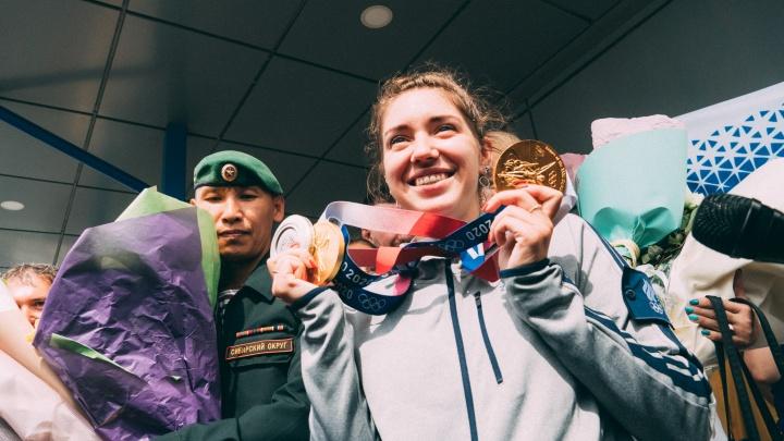Олимпийской чемпионке из Омска президент подарит автомобиль