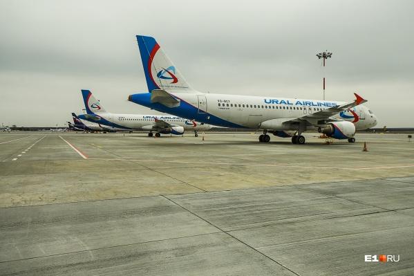 С 6 июля «Уральские авиалинии» будут летать в Грецию каждый вторник