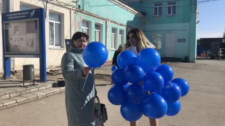 В день космонавтики в Перми поздравили сотрудников предприятий «Искра» и «Протон-ПМ»