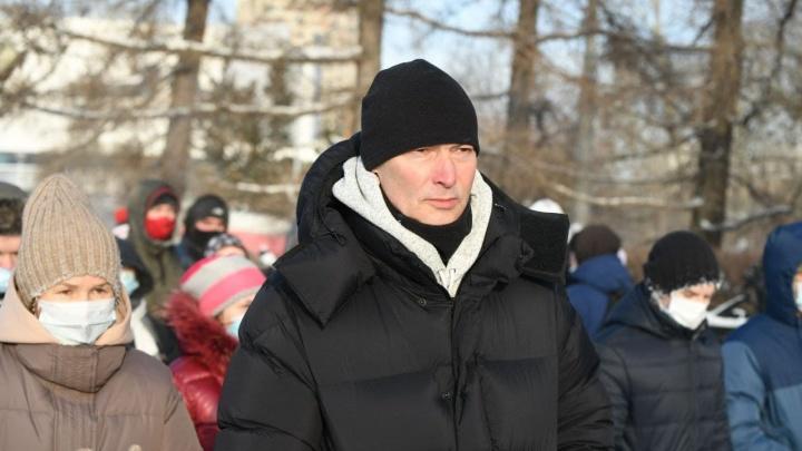 «Огромный минус руководству»: Евгений Ройзман — о прошедшем митинге в Екатеринбурге