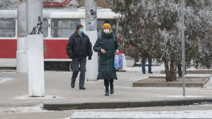 В Волгограде возобновили движение трамваев №2