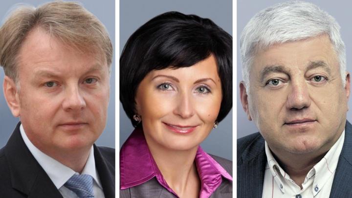 Кто заработал больше всех? Топ-5 самых богатых депутатов Архангельского областного собрания