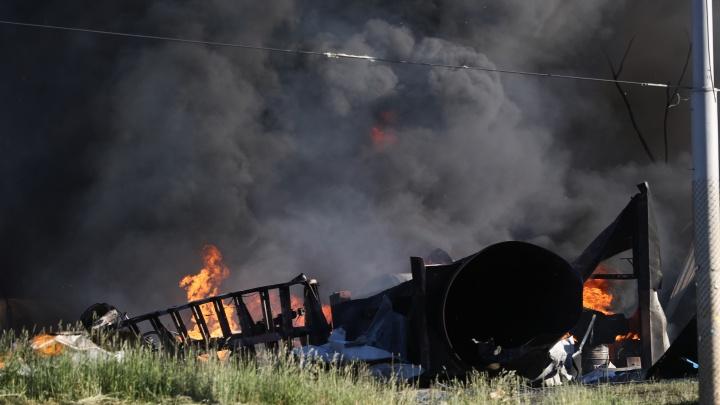 Расследование дела о пожаре на ГБШ передали в центральный аппарат СК России