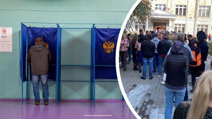 Бюджетники в Новосибирске заявили, что их массово заставили взять открепительные для голосования
