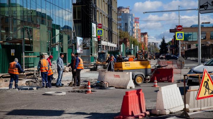 Готовимся к перекрытиям: какие дороги отремонтируют вТюмени