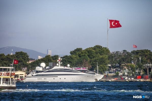 Теперь тюменцы могут лететь напрямую в Турцию