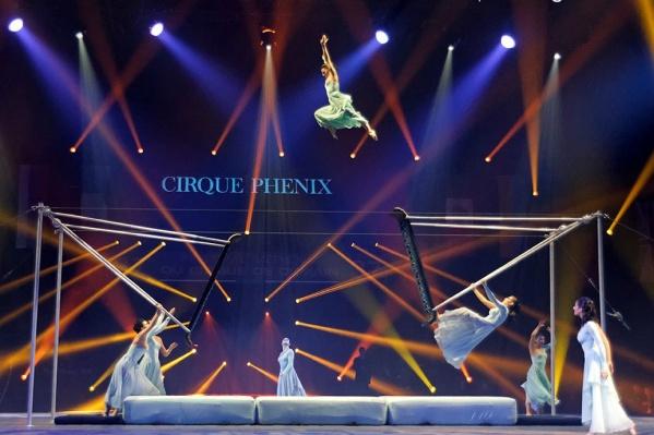 """Уникальные номера, обладатели высших наград на Международных цирковых <nobr class=""""_"""">фестивалях —</nobr> гордость современного цирка"""