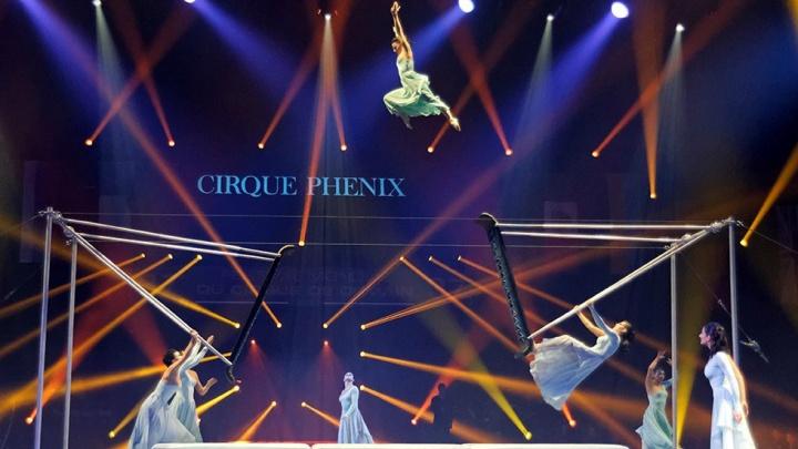 В ростовском цирке оживят картину Шагала «Влюбленные»