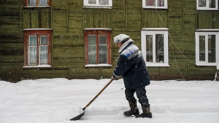 В Красноярск пришло обещанное потепление