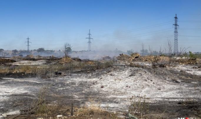 Пытались повесить на мусорного регоператора: вВолгограде суд дал чиновникам полгода наликвидацию огненной свалки