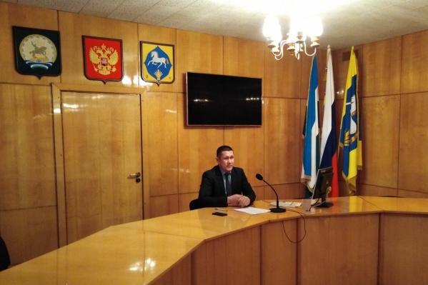 Ильдар Мустафин возглавляет Илишевский район более 10 лет