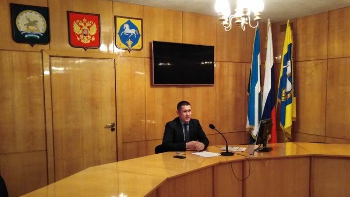 Глава Илишевского района Башкирии отправился из зала суда прямиком домой