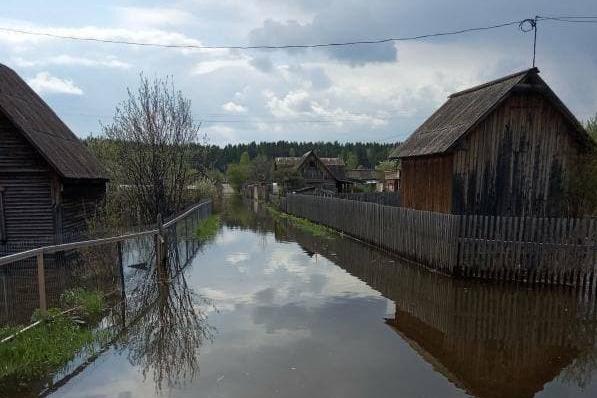 «Москве всё равно»: на юге края затопило нацпарк и сотни дачных домиков