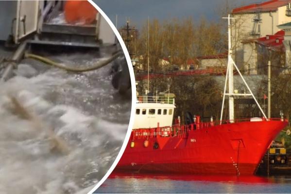 Семьям погибших и спасенных моряков оказывается финансовая и медицинская помощь