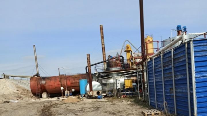 В Самарской области от ожогов парами битума погиб рабочий