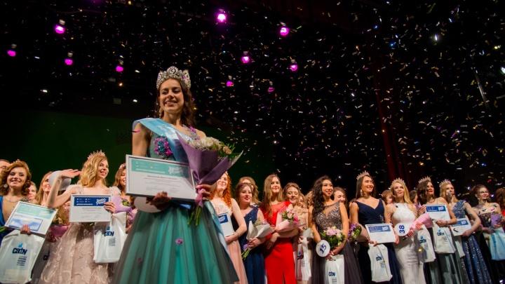 В Архангельске участнице конкурса «Краса студенчества России» вручили алмаз со словами «Крым наш!»