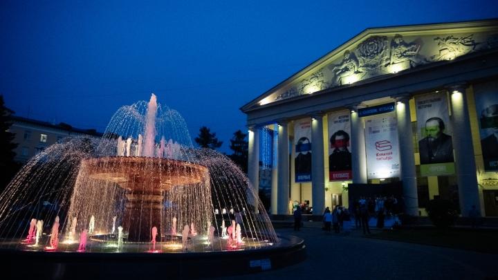 Власти рассказали, когда в Кемерове отключат фонтаны