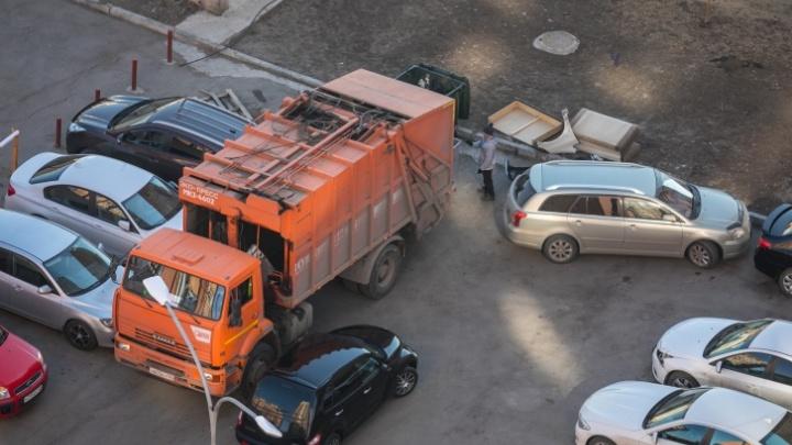 В крае объявили рейды для поиска незаконных перевозчиков отходов
