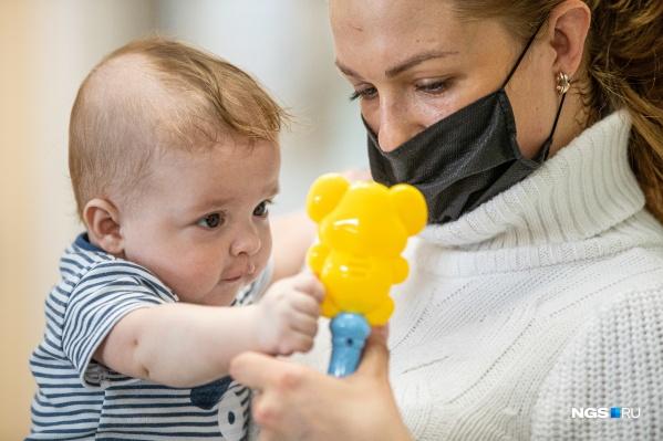 Маленький Егор получил от донора часть печени — это, возможно, спасло малышу жизнь<br>