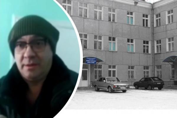 Родственник точно не знает, был ли Миколаускас лечащим врачом брата, но его состояние по телефону он комментировал