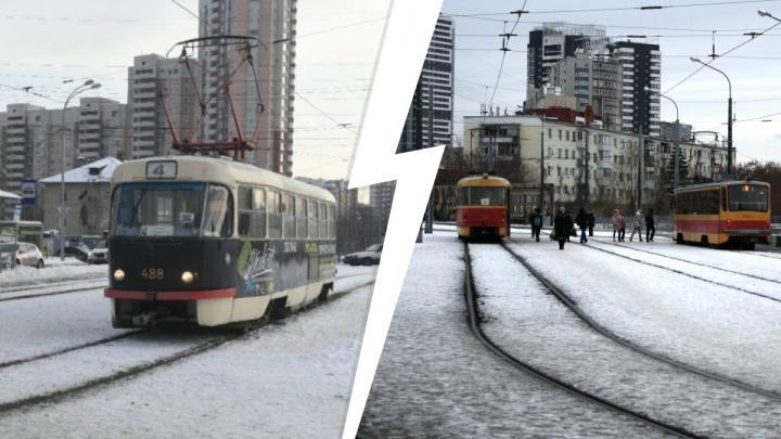 «Трамвайные кольца нужно беречь как зеницу ока»: вагоновожатый — о демонтаже рельсов на станции «Южной»