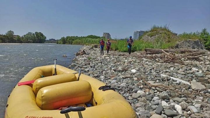 В Чёрном море нашли тело сочинца, которого искали 12 дней
