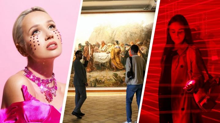 Клава Кока на «Столице закатов» и инсталляции по всему Нижнему. Смотрим, куда сходить в последние выходные августа