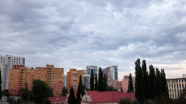 В Башкирии из-за жары объявили штормовое предупреждение