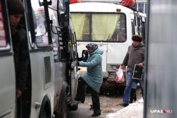 В целом жители Уфы не рады повышению цен на проезд