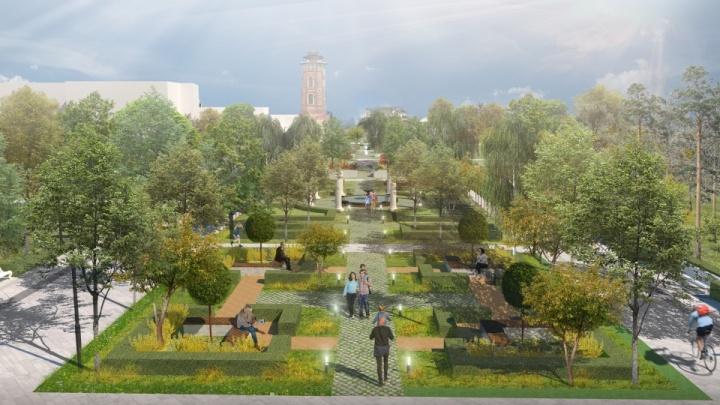 «Могут превратить в голую пустыню»: в Волгограде общественники боятся, что горсад повторит судьбу ЦПКиО