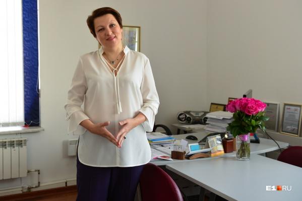 Екатерина Сибирцева в прямом эфире пообщается с читателями E1.RU