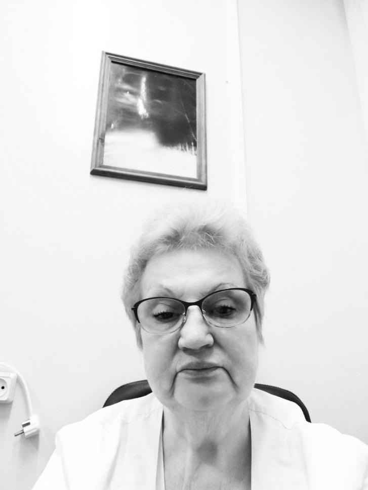 Маргарита Геннадьевна 43 года работала в медицине