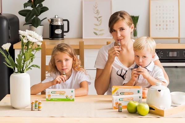Жидкий «Биовестин» содержит живые активные бифидобактерии и начинает работать сразу же в отличие от сухих пробиотиков