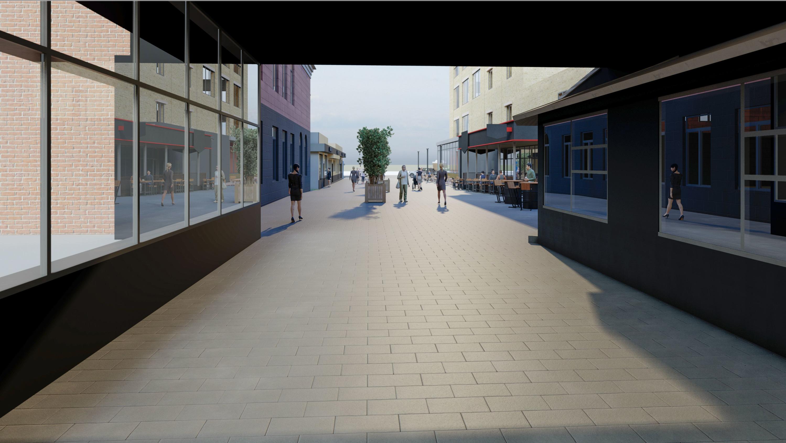 Горожане сами представили свой проект благоустройства городского пространства