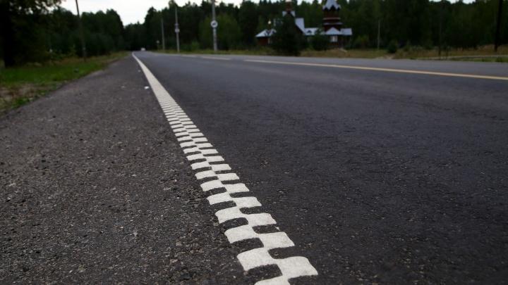 На дорогах Нижнего Новгорода появилась новая разметка. Узнали, что она означает