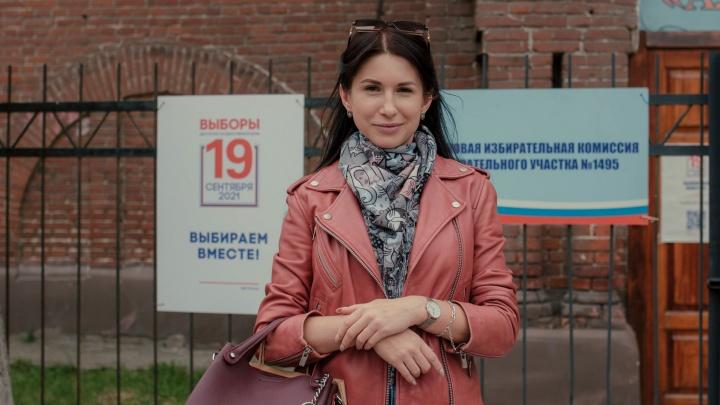 Новосибирск голосующий: фоторепортаж с избирательных участков