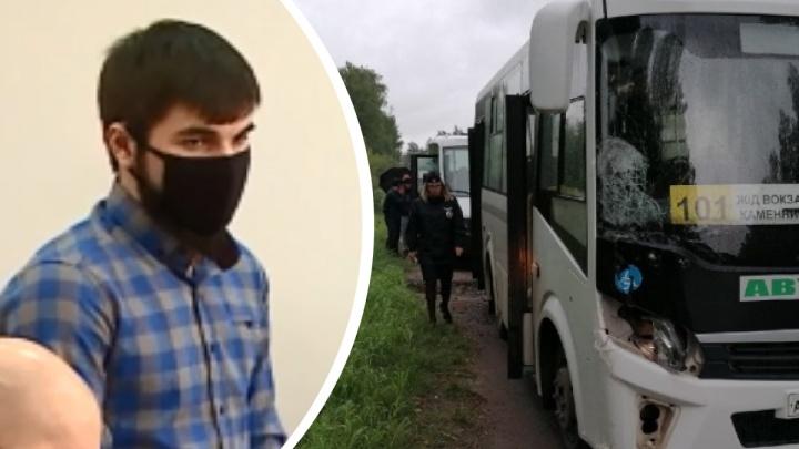 В Рыбинске начался суд над водителем маршрутки, который под наркотиками насмерть сбил велосипедиста
