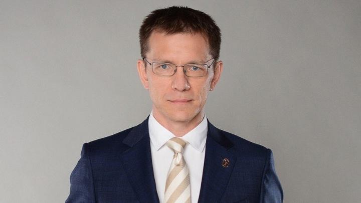 В правительстве Югры новый человек. Он работал в Газпромбанке и был «Лидером России»