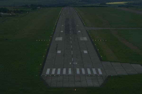 Нынешний терминал аэропорта в Новокузнецке был построен в конце 1960-х годов