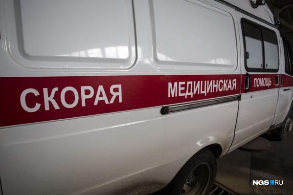 Инцидент произошел утром в доме на улице Петухова