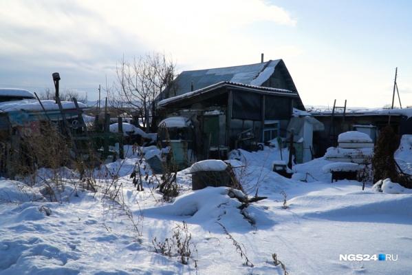 Спустя 17 лет после сноса в Коркино всё еще живут люди