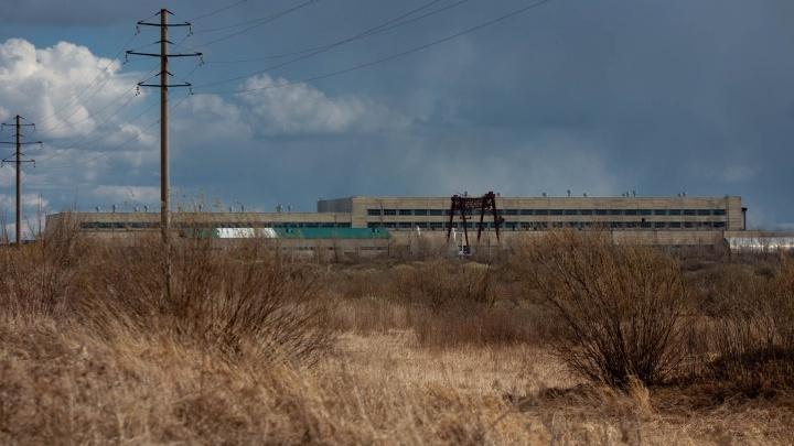 Отменили строительство завода ферросплавов в Антипино. Он появится в другом месте