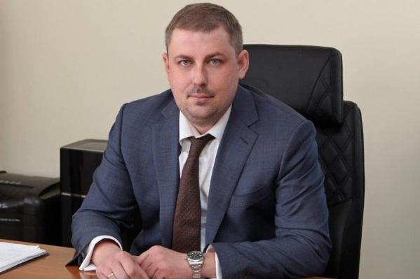 Генеральный директор <nobr>АО «Новосибирский</nobr> стрелочный завод» Александр Азаров