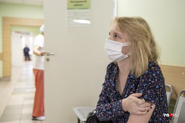 Вакцина будет поступать в Ярославскую область очень дозировано