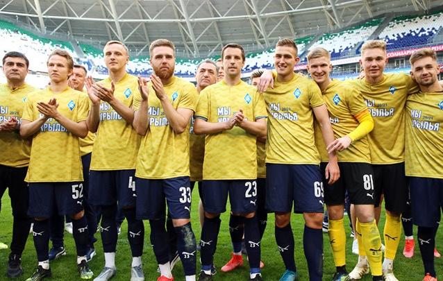 Самарские «Крылья Советов» получили лицензию на игры в Премьер-лиге