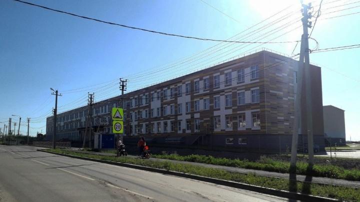 «Ждем предложений от инвестора»: чиновники рассказали о судьбе проблемной школы вКетово