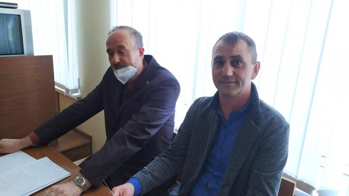 Суд в Ростове арестовал журналиста Хорошилова на 10 суток