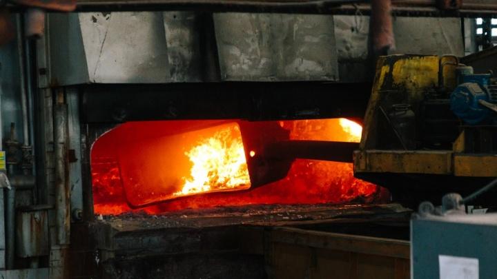 Всё в печь: в Самарской области сожгли 120 килограммов наркотиков
