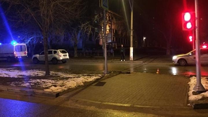 В Волгограде на пересечении улиц Таращанцев и Титова второй раз за неделю сбили ребенка