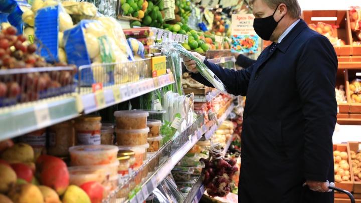 Красноярские ритейлеры готовятся к повышению цен на гречку и овсянку